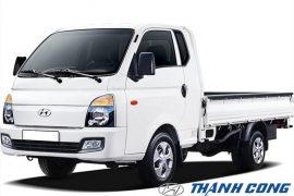 Xe tải Hyundai 1T5 H150 Porter Thùng Lửng