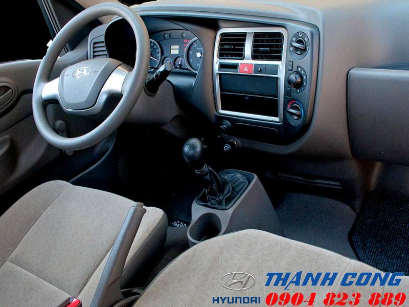 Xe đông lạnh 1.5 Tấn Hyundai H150 Porter Thành Công
