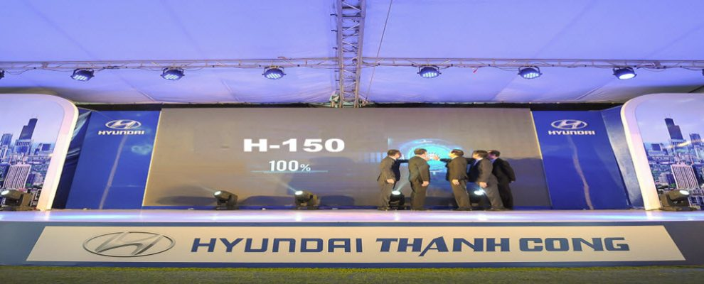 Xe tải Hyundai Thành Công – Đại lý xe tải Thành Công
