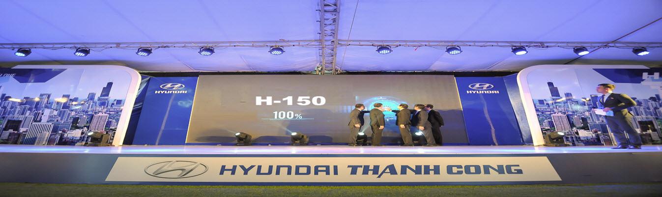 Xe tải hyundai thành công