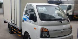 Giá xe tải 1.5 Tấn Hyundai H150 Thùng Kín