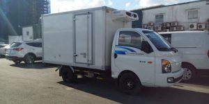 Giá xe H150 1.5 Tấn Thùng Bạt