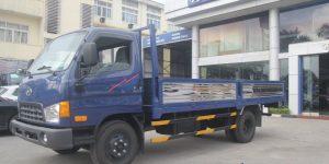 Thông số xe hd120sl thùng dài