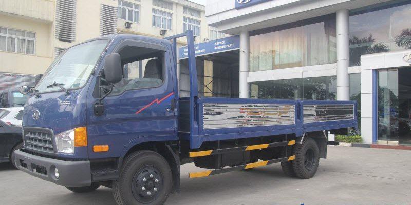 Chính thức ra mắt Hyundai HD120SL Thùng dài