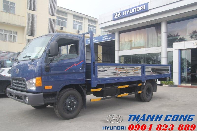 Hyundai HD120SL Thùng Lửng
