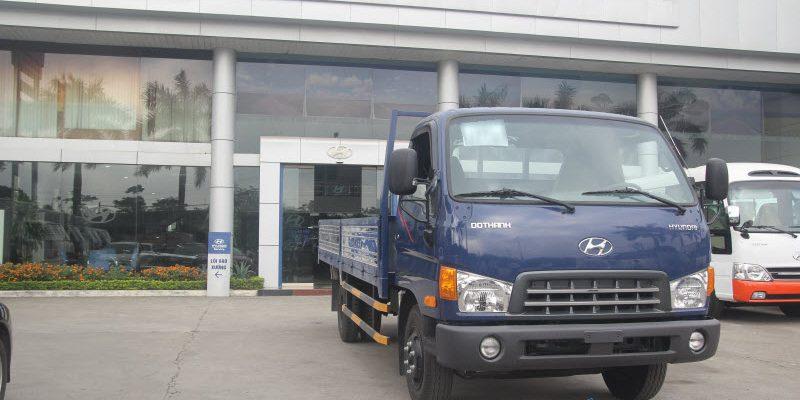 Xe tải HD120 SL mới ra mắt là xe gì?