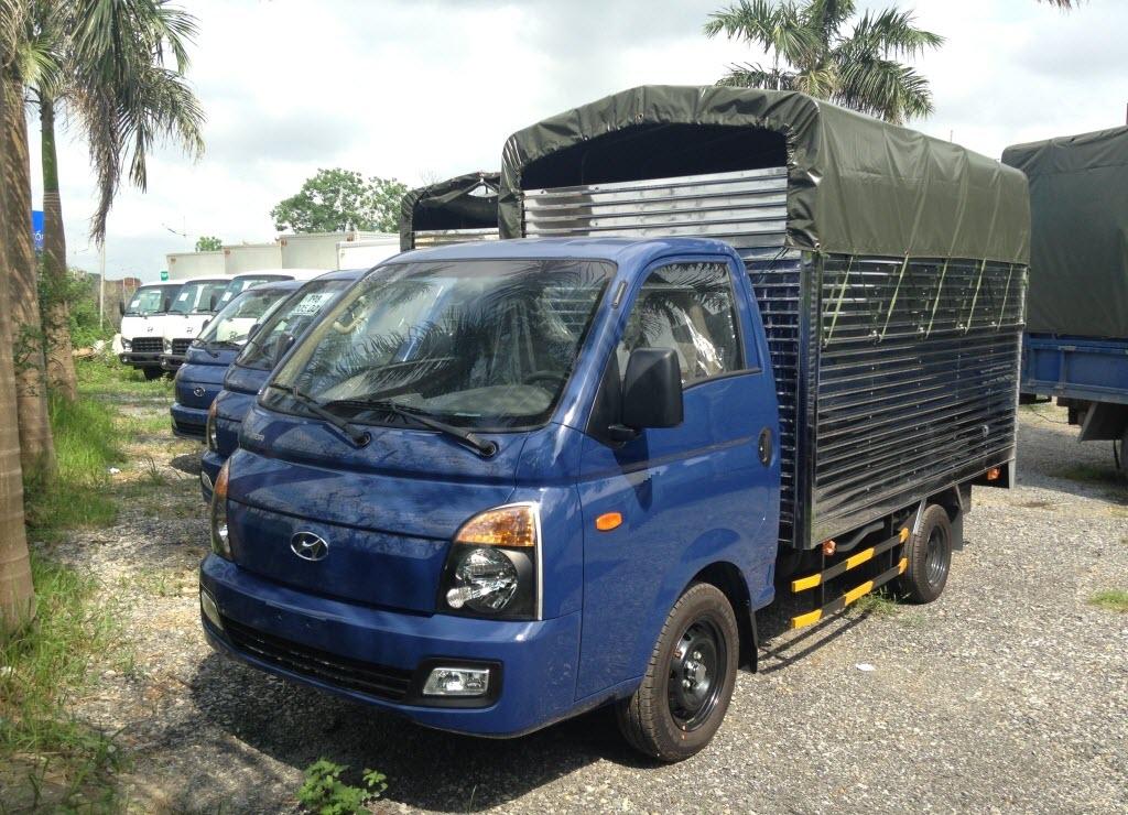 Hyundai H150 Porter 1.5 Tấn thùng lửng