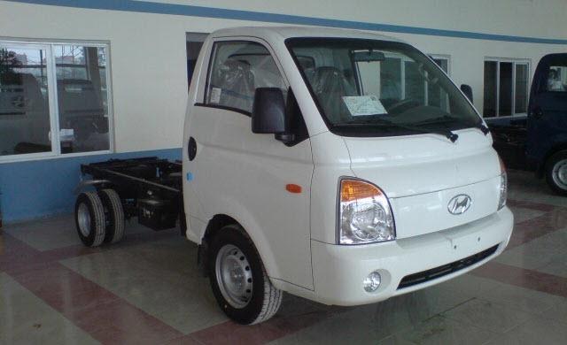 Giá xe H150 1.5 Tấn Thành Công