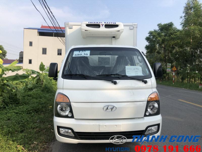 Hyundai H150 Thùng Đông Lạnh