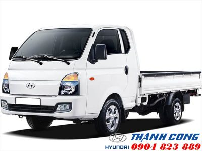 Xe tải 1.5 Tấn Hyundai H150, sự lựa chọn hoàn hảo cho dòng xe tải nhẹ