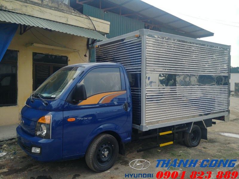 Hyundai H150 Thùng Kín