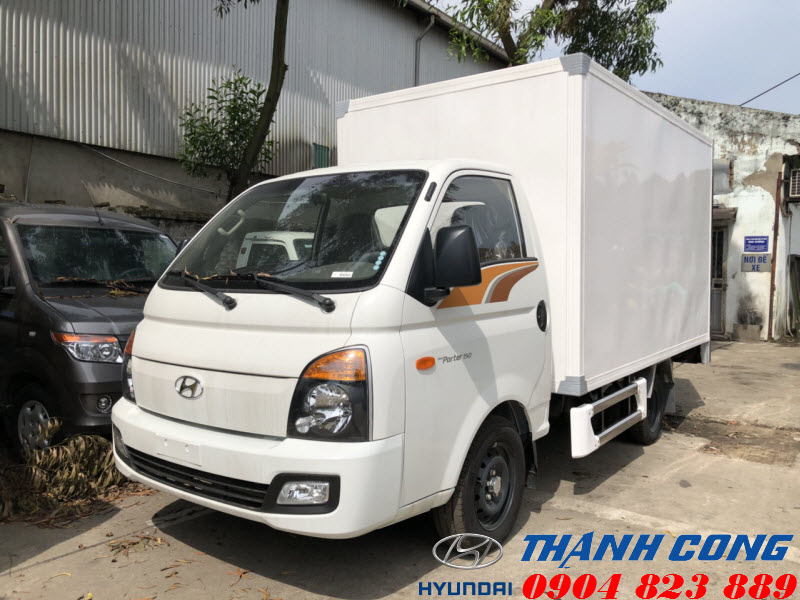 Hyundai Porter 150 1.5 Tấn Thùng Kín