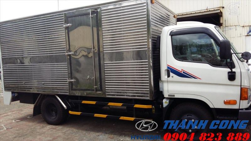 Hyundai HD120SL Thùng Kín