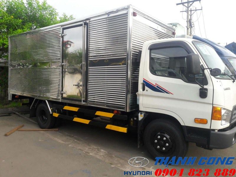 Hyundai HD120SL Thùng Dài