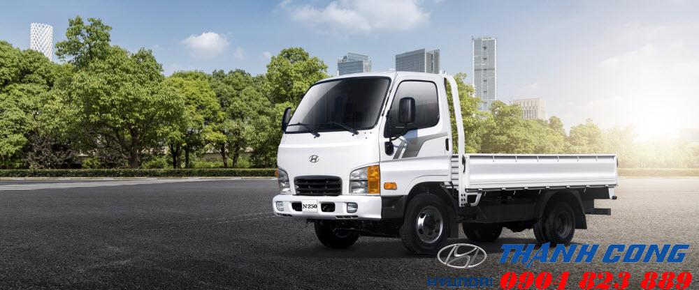Xe tải 2.5 Tấn Hyundai N250 Thành Công