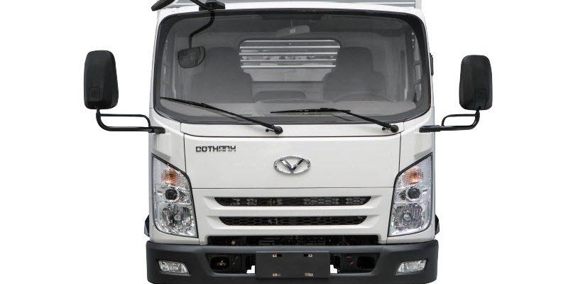 Giá xe tải IZ65 Gold 2.5 Tấn Thùng Kín
