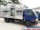Báo giá xe tải 7 tấn thùng kín Hyundai HD700 Đồng Vàng