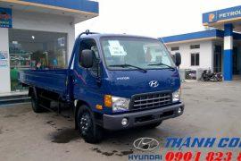 Xe tải 7 tấn thùng lửng Hyundai HD700 Đồng Vàng