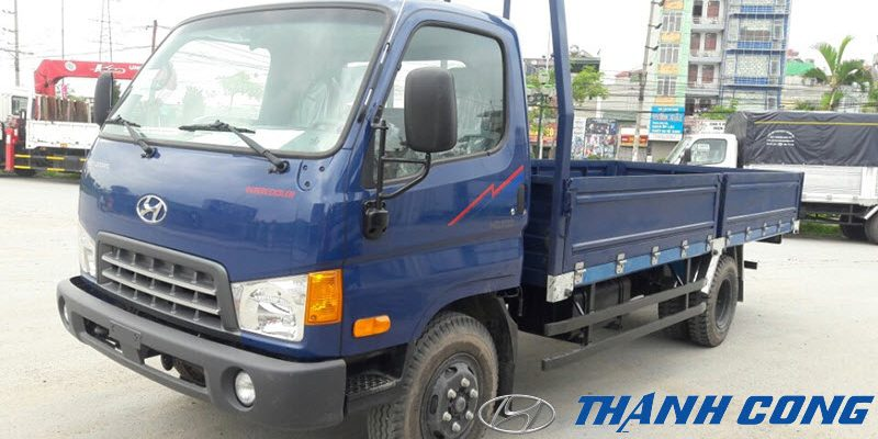 Giá xe HD700 Đồng Vàng Thùng Lửng