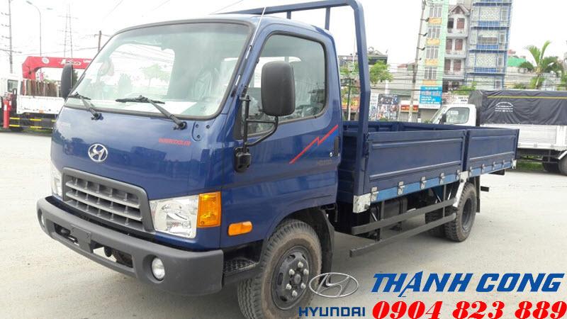 Hyundai HD700 Đồng Vàng