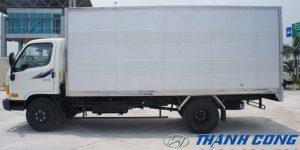 Đại lý bán xe tải Đồng Vàng tại Hà Giang