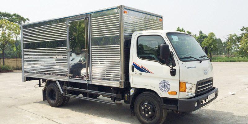 Đại lý bán xe HD700 Đồng Vàng tại Quảng Ninh