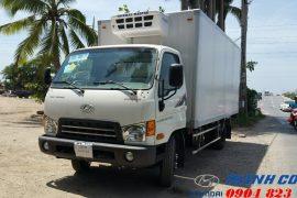 Xe tải Hyundai HD72 3.5 Tấn nâng tải 7 Tấn