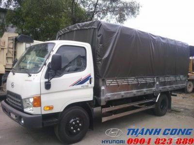 Đại lý phân phối xe tải HD700 Đồng Vàng tại Ninh Bình
