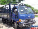 Báo giá xe tải Hyundai HD700 Thùng Mui Bạt 7 Tấn Đồng Vàng