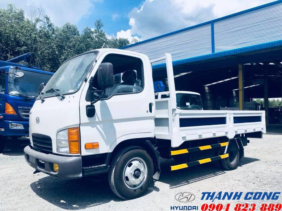 Xe tải 2.5 Tấn Hyundai N250 Thùng Lửng