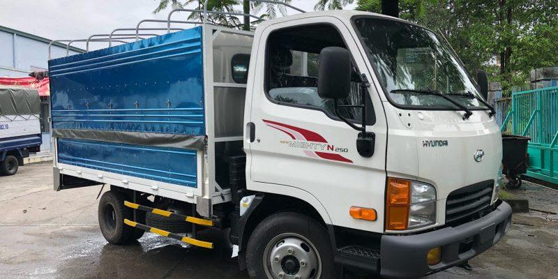 Hyundai N250, Xe tải nhẹ chất lượng bậc nhất thị trường