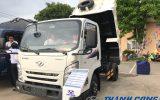 Giá xe ben IZ65S Gold 2.0 Tấn Đô Thành