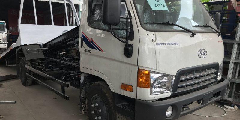 Mua xe tải 7 tấn Đồng Vàng tại Hòa Bình