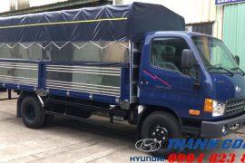 Hyundai Mighty 2017 8 Tấn Thùng Mui Bạt