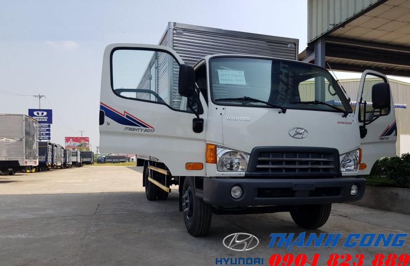 Hyundai Mighty 2017 Thùng Kín