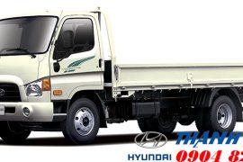 Xe tải Hyundai 110S Thùng Lửng 7 Tấn Thành Công