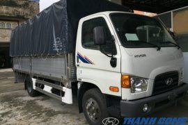 Xe tải Hyundai 110S Thùng Mui Bạt 7 Tấn Thành Công