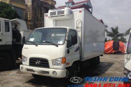 Hyundai 110S Thùng Đông lạnh 7 Tấn Thành Công