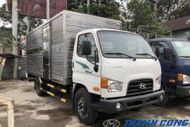 Xe tải Hyundai 110S Thùng Kín 7 Tấn