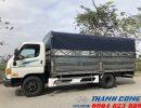Giá lăn bánh Hyundai 110S 7 Tấn Thành Công