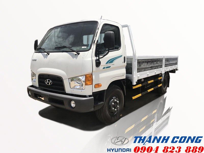 Xe tải Hyundai 110S Thùng Lửng