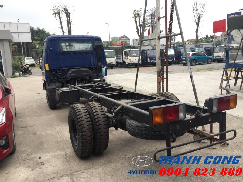 Hyundai Mighty 2017 8 Tấn Thành Công