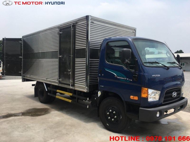 Xe khách Hyundai Mighty 110S