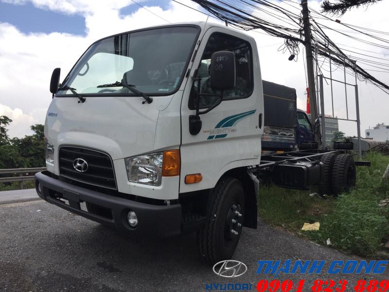 Xe tải Hyundai 110S 7 Tấn Thành Công