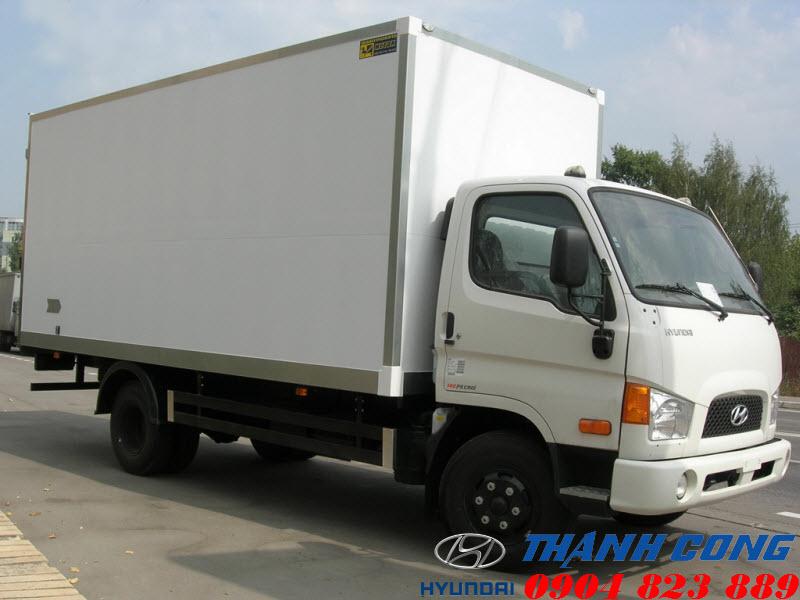 Xe tải Hyundai Mighty 110S 7 Tấn Thành Công