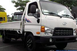 Xe tải 8 tấn Hyundai Mighty 2017 Thùng Lửng