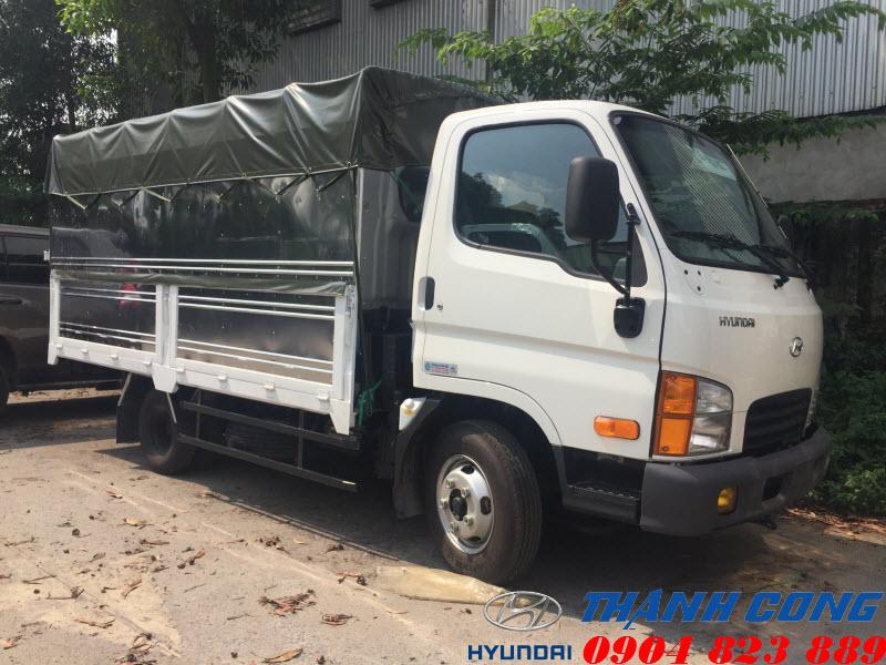 Hyundai Mighty 75S 3.5 Tấn Thành Công
