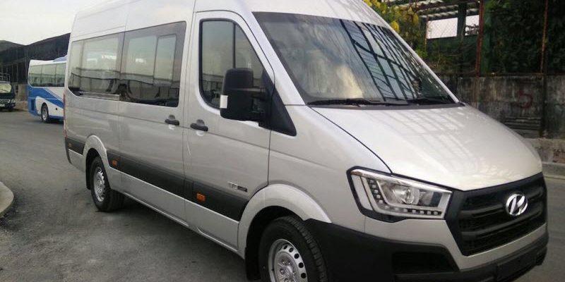 Giá xe Hyundai Solati 16 chỗ 2018