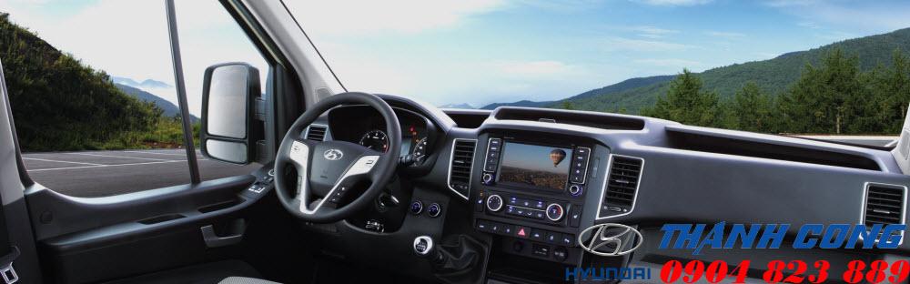 Xe khách 16 chỗ Hyundai Solati H350 Thành Công