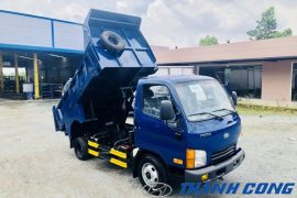 Xe tải ben Hyundai N250 Tự Đổ 2.5 Tấn Thành Công